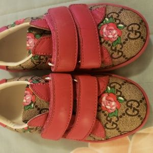 Gucci Girl Kids Shoe